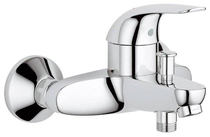 Grohe Однорычажный смеситель для ванны с душем  Euroeco 32743000