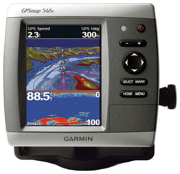 Garmin GPSMAP 546s 50/200