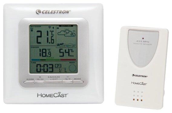 Метеостанция Celestron HomeCast фото 1