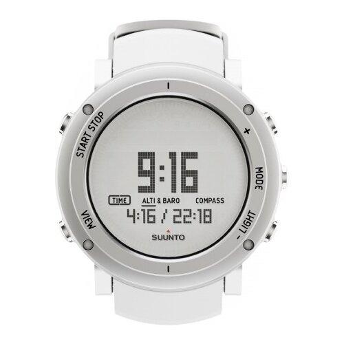 Наручные часы SUUNTO Core Alu Pure White suunto умные часы suunto core coral crush