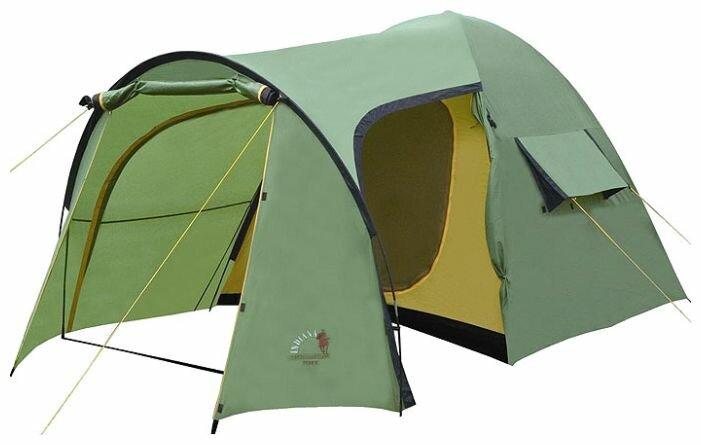 Палатка Indiana Peak 4 — купить по выгодной цене на Яндекс.Маркете