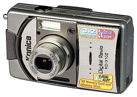 Фотоаппарат Konica KD-310Z