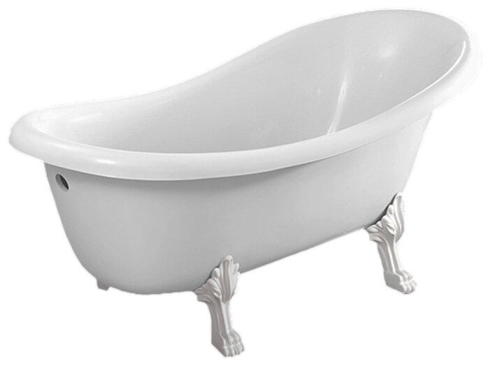 Отдельно стоящая ванна belux Ладья