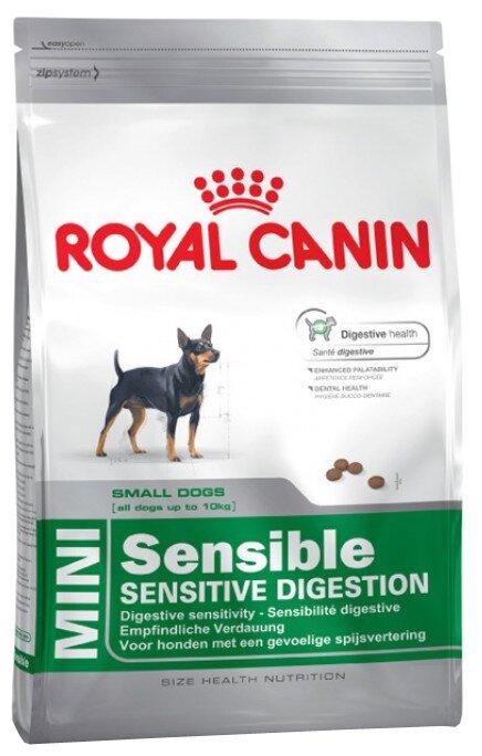 Корм для собак Royal Canin Mini Sensible