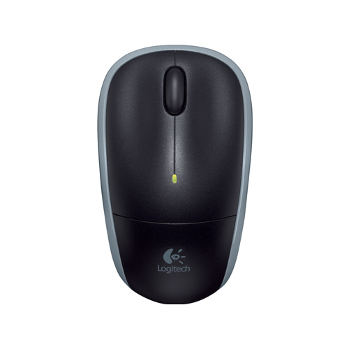 Мышь Logitech Wireless Mouse M205 Black-Grey USB