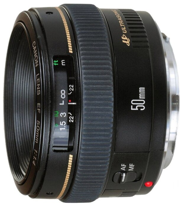 Canon Объектив Canon EF 50mm f/1.4 USM