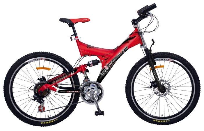 Велосипед для взрослых Russbike Gector 26 (JK604)