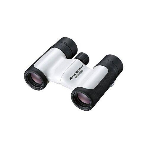 Бинокль Nikon Aculon W10 10x21 белый