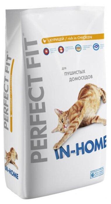 Perfect Fit In-home Сухой корм с курицей (3 кг)
