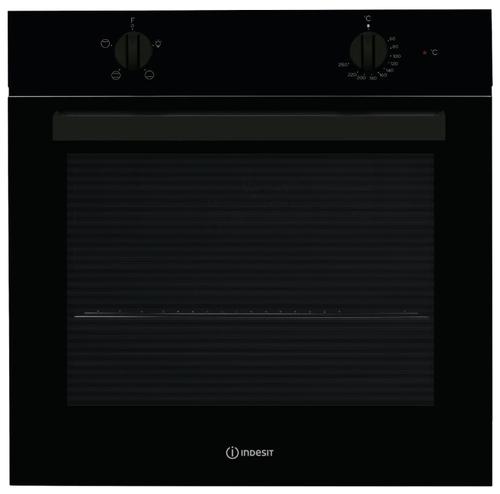 Духовой шкаф Электрический Indesit IFW 6220 BL черный