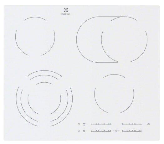 Сравнение с Варочная поверхность Electrolux EHF 96547SW