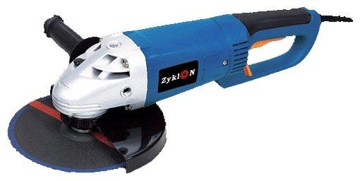 УШМ Zyklon ZAG230-14, 2400 Вт, 230 мм