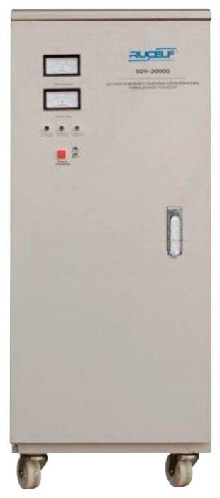 Стабилизатор напряжения однофазный RUCELF SDV-30000 (24 кВт)