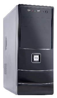 Компьютерный корпус KIMPRO 1901 400W Black