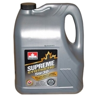 Моторное масло Petro-Canada Supreme Synthetic 5W-30 4 л