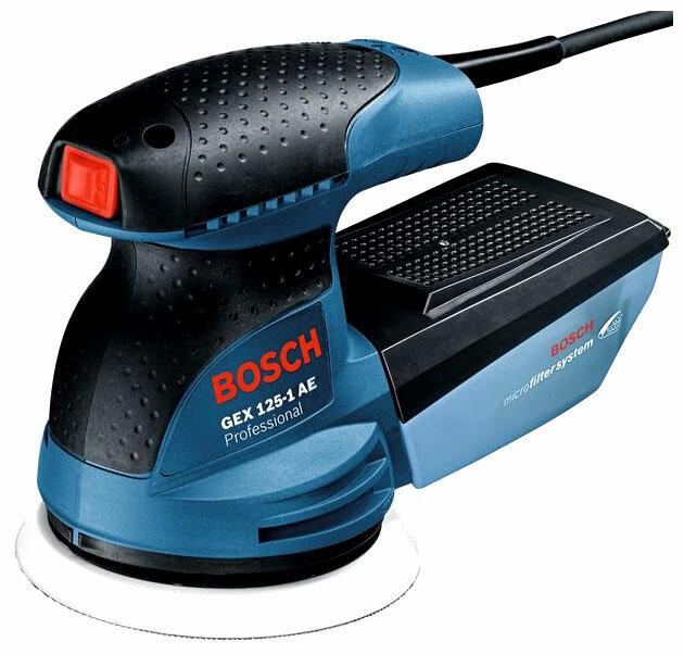 Bosch GEX 125-1 AE Box