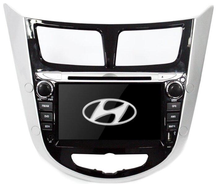 Автомагнитола PMS Hyundai Accent