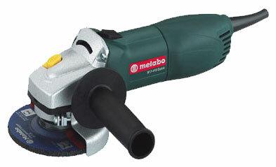 УШМ Metabo W 7-115 Quick, 750 Вт, 115 мм