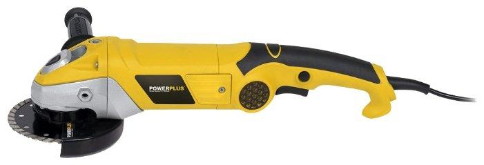 УШМ Powerplus POWX0613, 1200 Вт, 125 мм