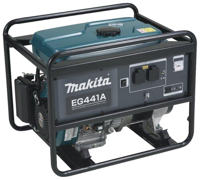 Бензиновый генератор Makita EG441A (3600 Вт)