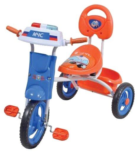 Трехколесный велосипед 1 TOY Т57613 Спецслужбы