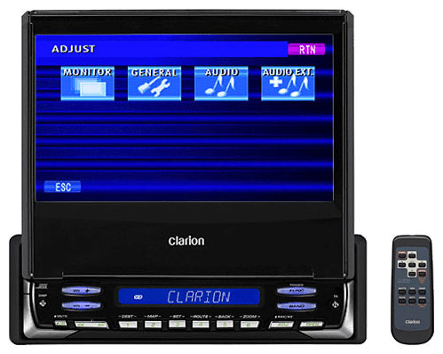 Clarion VRX743R