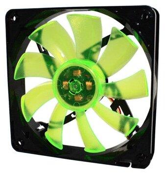 GELID Solutions Система охлаждения для корпуса GELID Solutions WING 12 PL (green)
