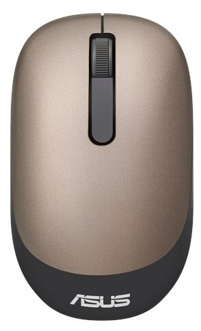 ASUS WT205 Black-Gold USB