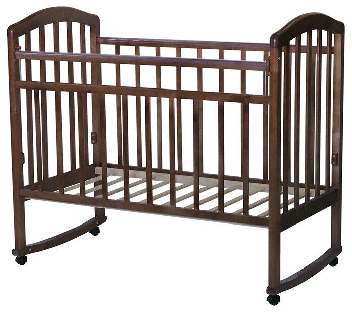 Кроватка Антел Алита-2 (колесо, качалка)