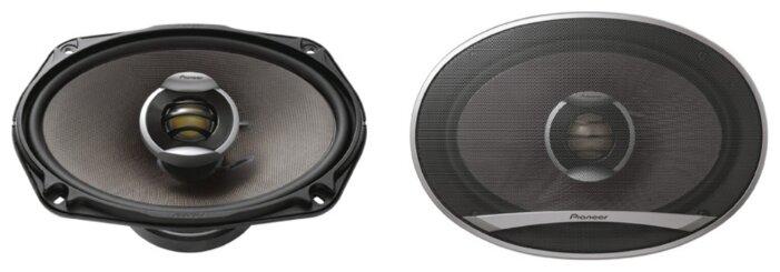 Сравнение с Pioneer TS-E6902I