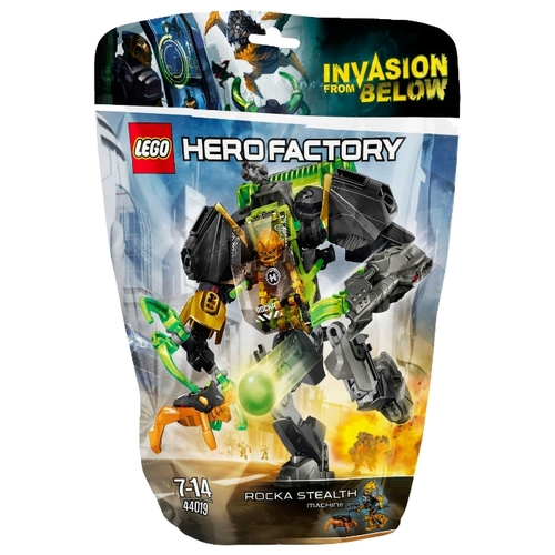 Конструктор LEGO Hero Factory 44019 Rocka Stealth Machine