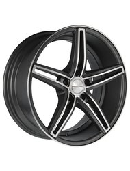 Диски Racing Wheels H-583 8,0x18 5x108 D67.1 ET35 цвет DMGM F/P - фото 1