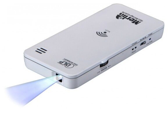 Merlin Pocket Projector Wi-Fi