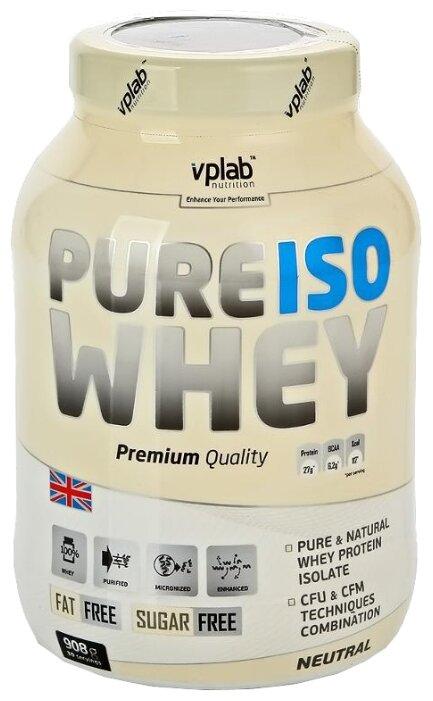 Протеин VP Laboratory Pure Iso Whey (908 г)