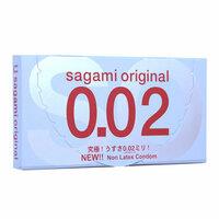 Sagami Презервативы  Original 0.02