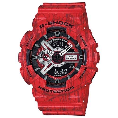 цена на Наручные часы CASIO GA-110SL-4A
