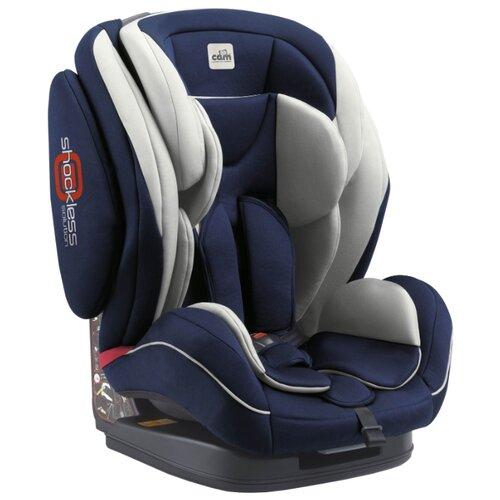 Автокресло группа 1/2/3 (9-36 кг) CAM Regolo, 497 группа 1 2 3 от 9 до 36 кг cam calibro и защита сиденья автобра невидимка