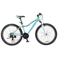 """Велосипед Для Взрослых Stels Miss 6000 V 26 V020 (2017) 17"""" Голубой"""