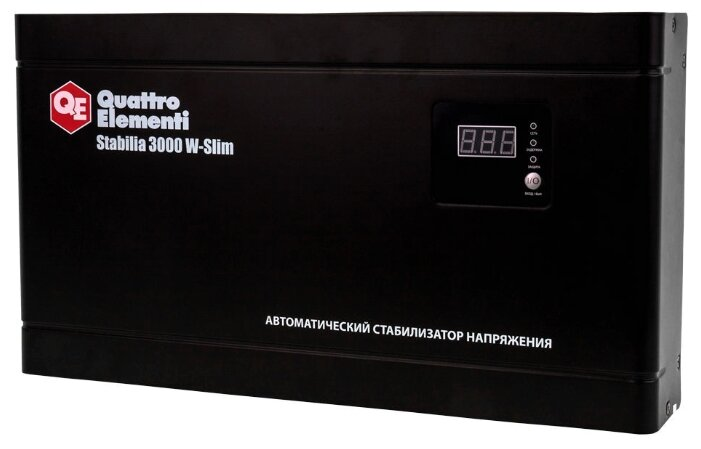 Стабилизатор напряжения Quattro Elementi Stabilia W-Slim 3000