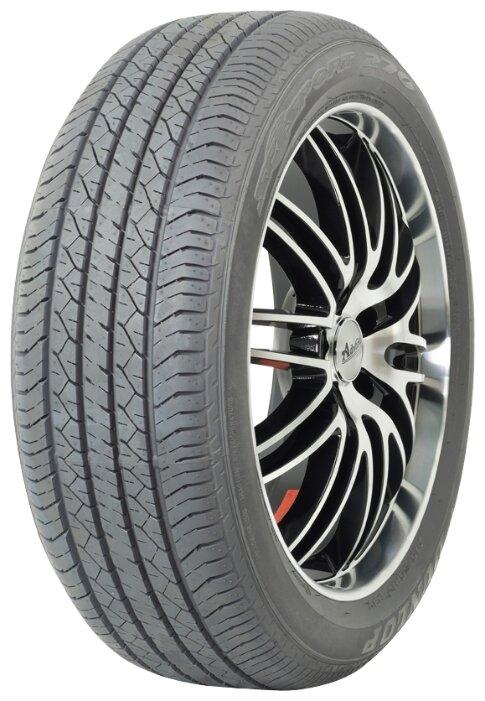 Автомобильная шина Dunlop SP Sport 270
