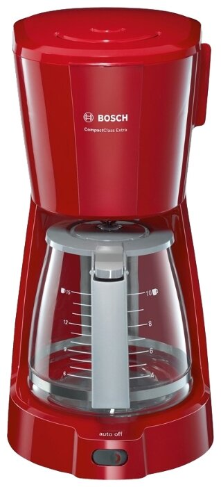 Капельная кофеварка Bosch TKA 3A031/3A034 красный