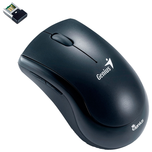 Мышь Genius Ergo 7000 Black USB