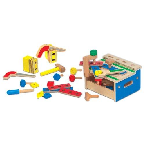 Купить Melissa & Doug Набор инструментов 9386, Детские наборы инструментов