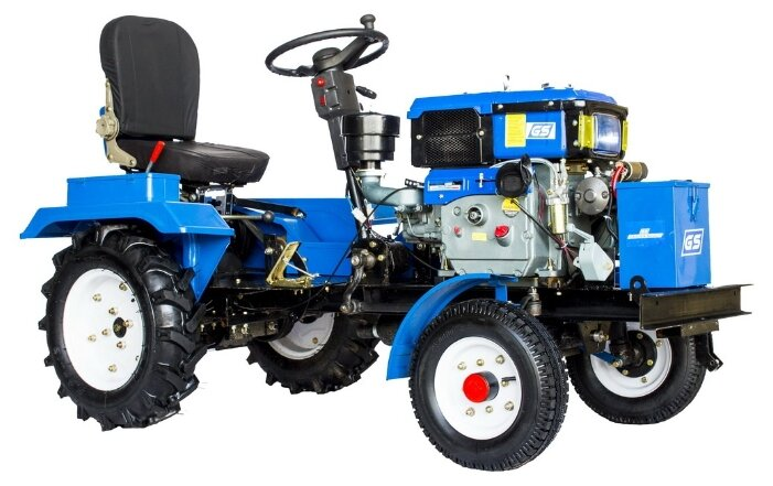 Мини-трактор Скаут GS-T12MDIF