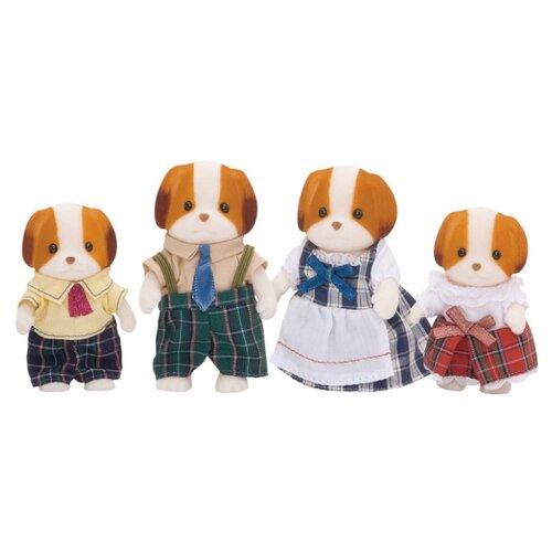 Купить Фигурки Sylvanian Families Семья собачек 3139/5000, Игровые наборы и фигурки