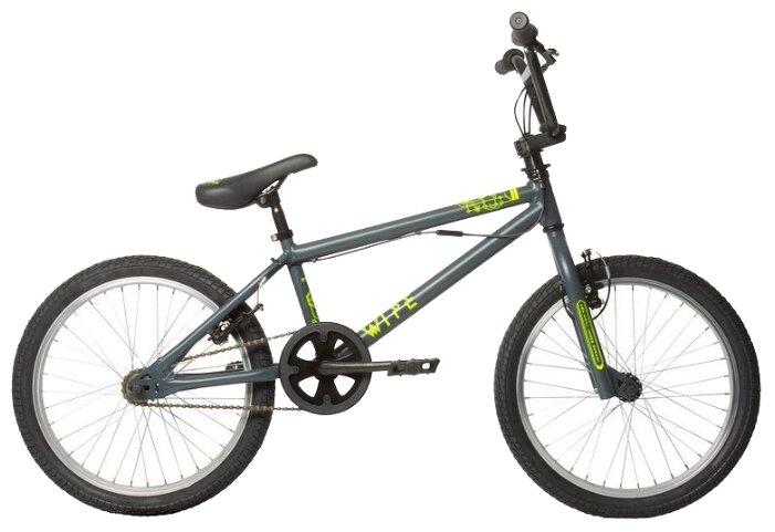 Подростковый BMX велосипед B'TWIN Wipe 300