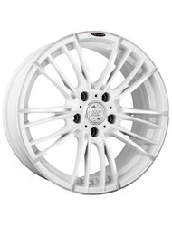Диски Racing Wheels H-551 7,0x17 5x105 D56.6 ET40 цвет W-OBK F/P - фото 1