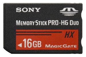 Sony MS-HX16G