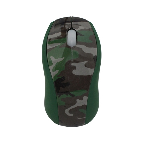 Мышь Cirkuit Planet CPL-TP1915 Green USB