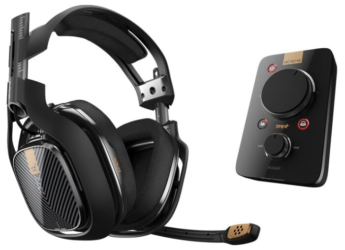 ASTRO Gaming A40 TR + MixAmp Pro TR PC/PS4